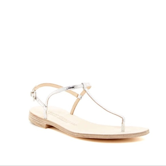 8b7d5fd67 Flash sale 💜Gigi leather thong sandal